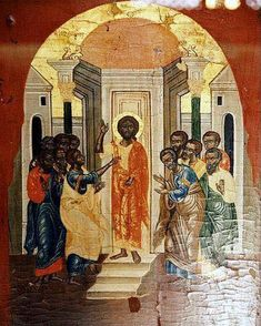 Are There Black People Mentioned In The Bible - Jesus