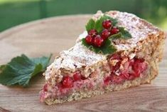 Recepty na ríbezľové koláče Meatloaf, Tiramisu, Food And Drink, Dining, Cooking, Healthy, Sweet, Recipes, Cakes