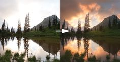 Want to learn how to blend 3 bracketed exposures of the same scene to create a single photo with greater dynamic range? Here's a great 17-minute video tuto