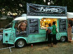 Burrito Van – Alternative Wedding Catering | Wedding Belles
