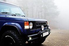 Mitsubishi Pajero -> Hyundai Galloper -> Mohenic Garages redesign - MOHENIC G 2GENERATION V6 350 DOHC Midnight Blue. www.the.co.kr