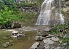 Brickyard Falls Where I swam as a teen