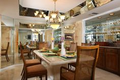 Formal Dining for friends and family