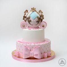 Торт Для Золушки №1751 на заказ в Москве