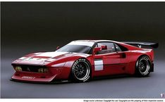 Alfa Romeo Giulia DTM, BMW & Co .: Hot racing cars from the computer - Alfa Giulia DTM, BMW & Co .: Hot racing cars from the computer – auto motor und sport - Ferrari 288 Gto, New Ferrari, New Sports Cars, Sport Cars, Race Cars, Bmw I8, Ford Capri Rs, Auto Motor Sport, Bmw Classic Cars