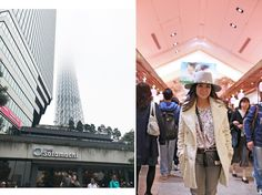 Haute Khuuture Blog, 10 Days In Japan, From Tokyo To Kyoto To Osaka, The Perfect Itinerary For Japan First Timers, Tokyo Skytree Observation Deck, Tokyo Solamachi