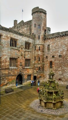 Linlithgow Palace, Scotland