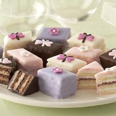 Spring Petits Fours