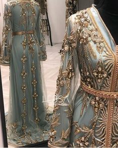 aftanme You can find Moroccan dress and more on our website. Moroccan Kaftan Dress, Caftan Dress, Hijab Fashion, Fashion Dresses, Steampunk Fashion, Gothic Fashion, Evening Gowns Couture, Mode Abaya, Oriental Dress