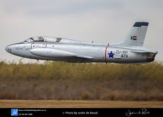 Ex South African Air Force Atlas Impala Fighter Aircraft, Fighter Jets, South African Air Force, Impalas, Navy Ships, Air Show, North Africa, Military Aircraft, World War Ii