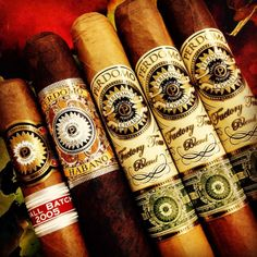 Perdomo Cigars 5 pack. @perdomocigars #bestcigarprices