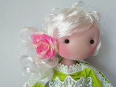 DIY - Como hacer un lindo peinado para muñeca