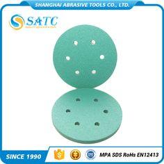 film abrasive polishing sanding disc for floor and car