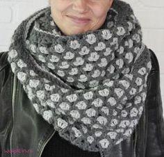 Wil jij voor de winter een toffe colsjaal haken? Gebruik dit gratis patroon en weet zeker dat je lekker warm én hip de winter in gaat. Lees hier verder...