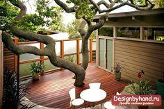 Ландшафтный дизайн загородного дома: фото, идеи и проекты