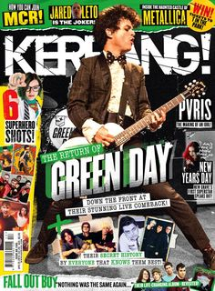 Kerrang! Magazine - Green Day