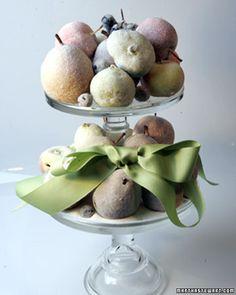 Sugared Fruit