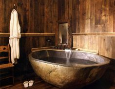 Marvelous Wooden Bathroom Ideas
