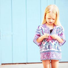 "Little Bell on Instagram: ""From our New Collection #Resort #littlebell #BELL 100% cotton machine washable #boho #beachstyle #tunic #love #bohemian #fashion #kidsclothing #girlsfashion #prints #resortwear #beachwear #littletravelers #travel #vacation #beaches #instagood #instastyle #ootd @allthingsbell |  @helen_berkun |"""