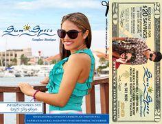 Shopping in Aruba - Sun Specs Aruba