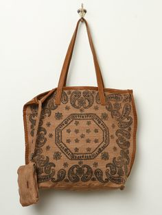 Free People Sun Valley Tote. oh, to have an unlimited budget! definitely in a purse addiction lately.