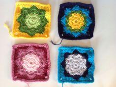 #grannysquare #crochet