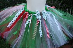 pictures of xmas tutu for babies | Christmas Tree Tutu-christmas tutu, christmas tree tutu, holiday tutu ...