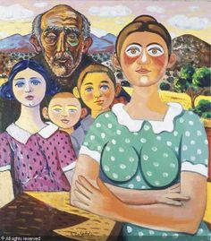 familia campesina imagenes - Buscar con Google Mother And Child, Disney Characters, Fictional Characters, Disney Princess, Children, Painting, Google, Art, Agriculture