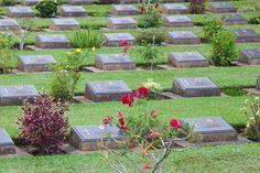 don rak war cemetery in Thailand