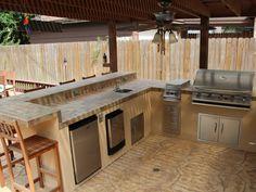 Outdoor Kitchens Design 214