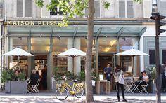 La Maison Plisson, foodshop & restaurant   93, BVD Beaumarchais   Métro: Chemin Vert   Paris