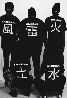 Like the simple use of monochrome japanese symbols