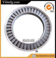 turbo nozzle ring Factory production