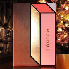 Tom Dixon 'Brick' scent packaging