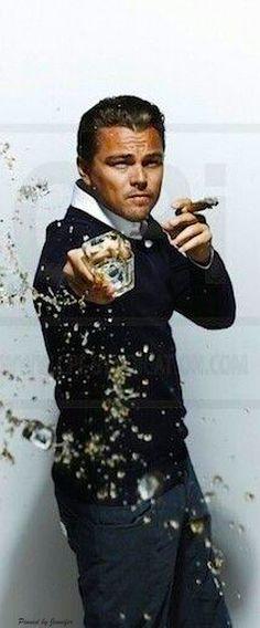 Leonardo DiCaprio for Esquire
