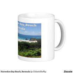 Horseshoe Bay Beach, Bermuda Classic White Coffee Mug (sold - PA) Thank you!