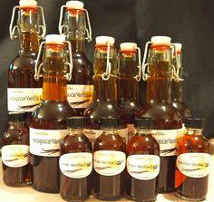 Homemade Vanilla Extract | Gravel & Dine