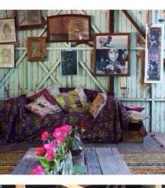 Idea for shearing shed studio