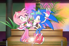 So when are we getting Sonic Riders But seriously I'd love to get a new game in the series since Zero Gravity is one of my… Sonic The Hedgehog, Shadow The Hedgehog, Sonic Y Amy, Sonic Art, Amy Rose, Sonic Free Riders, Sonamy Comic, Sonic Franchise, Sonic Heroes
