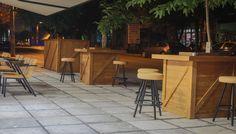 Woodetails - Lavativo - Wooden Stand.