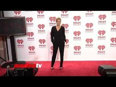 Claire Holt iHeartRadio Music Festival 2013 Red Carpet Arrivals - The Va...