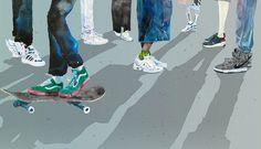 sneaker-illustrations-LONDON