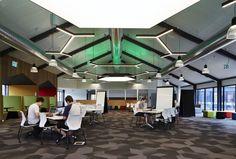 Charles Sturt University Engineering Building by ThomsonAdsett, Bathurst – Australia » Retail Design Blog