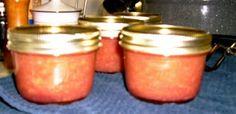 rhurbarb-rose jam