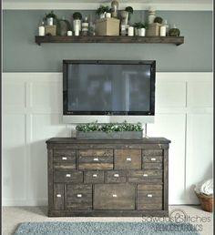 Shelf Above TV                                                                                                                                                      More