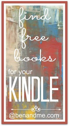 How to find free books for #Kindle