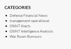 The categories of bdnewsnet.com: check our OSINT Alerts and War Room Rumours