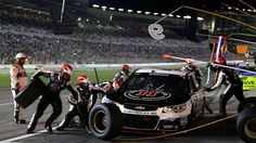 Dominant night for Harvick ends on unhappy note | FOX Sports