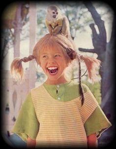 Pippi Long-stocking! JOY!