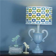 Mod Urn Table Lamp At Shades Of Light, With My Calliope Print Design Ideas